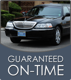 NYC Limousine guaranteed on-time